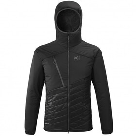 Millet Elevation Airloft Hoodie Men black/noir